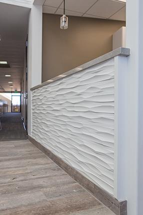 930 Prospect Wall
