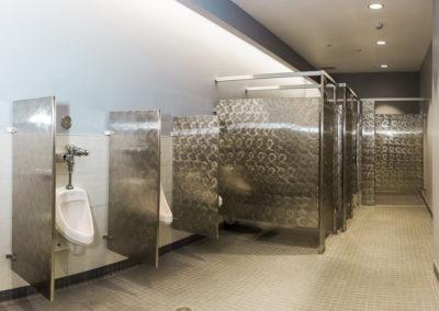 UEI West Covina Bathroom Stalls