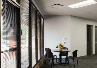 UEI College Sitting Area