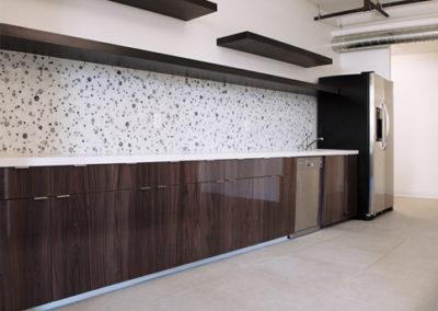 Bank Lofts Kitchen