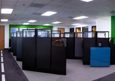 Century 21 Office Cubicles