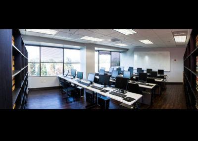 Irvine University Classroom