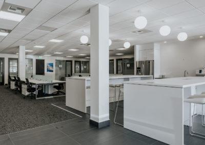 CB Encinitas Office Area