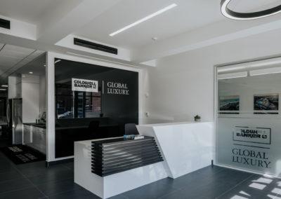 CB Encinitas Reception Desk