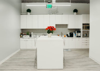 Realty Pro Escrow Break Room